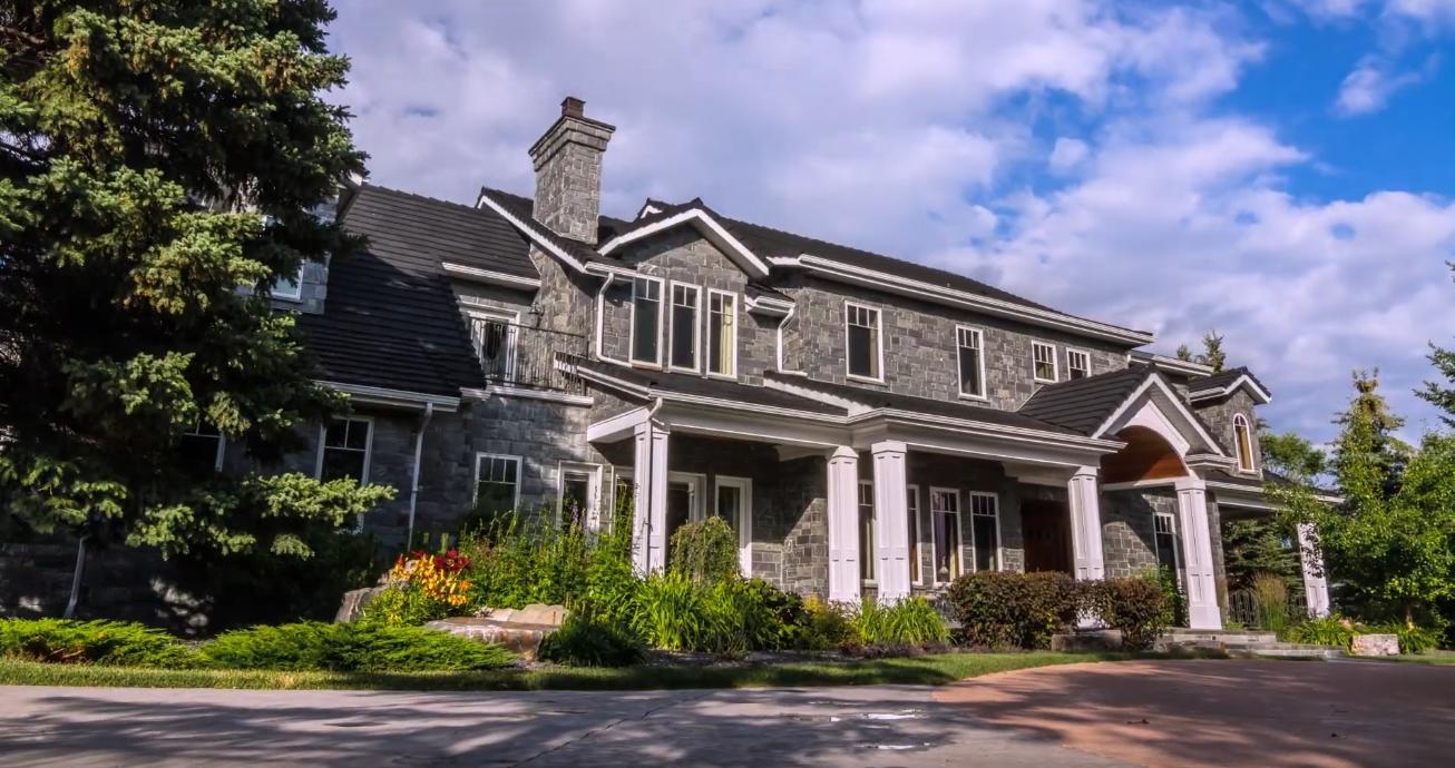 Home Interior Design Tour vs. 6 Aspen Ridge Lane SW