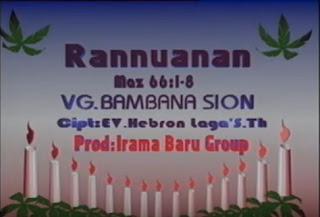 Download Lagu Bambaba Sion (Rannuanan)