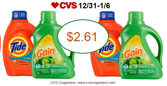 http://www.cvscouponers.com/2017/12/stock-up-pay-161-for-tide-or-gain.html