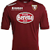 Kappa divulga as novas camisas do Torino