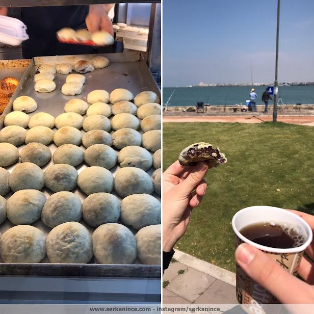 İzmir Yeme İçme çelebi unlu mamülleri