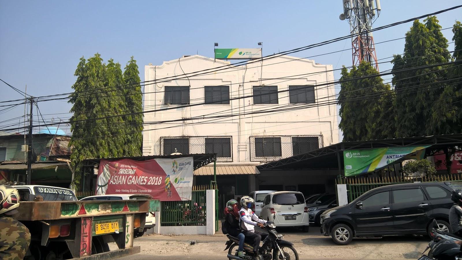 Kantor Bpjs Ketenagakerjaan Cilincing Jakarta Utara Djangkaru Bumi