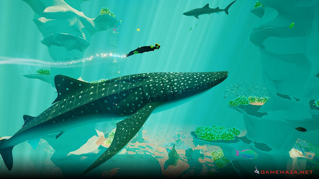 ABZU PC Game Download Gameplay Screenshot 4 - Game Maza