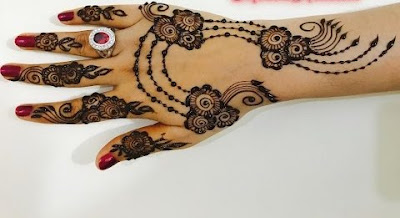 mehendi designs for wedding