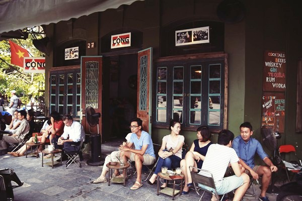 best coffee houses in hanoi