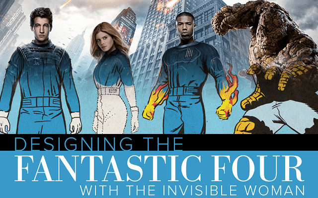 Fantastic Four Throwbacks: Then and Now