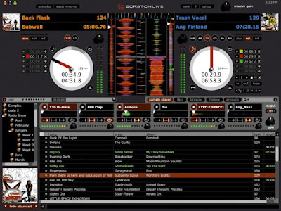 serato scratch live 2.5 Full