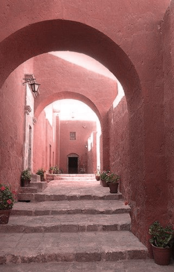 travel photos, marsala burgundy color inspiration