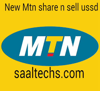 new mtn ussd code for share n sell credit transfer
