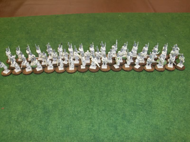 Renegade Imperial Guard conscript conversion Victrix French Old Guard Grenadiers Perry Cavalry