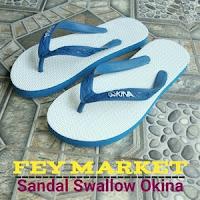 Distributor Sandal Jepit Swallow Okina Murah