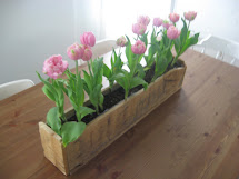 Davidj Wood Pallet Flower Box