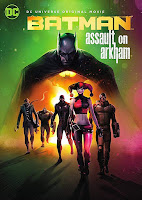 Batman: Assault on Arkham (2014) Full Movie [English-DD5.1] 720p BluRay ESubs Download