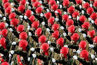 Pasukan Rajputana India