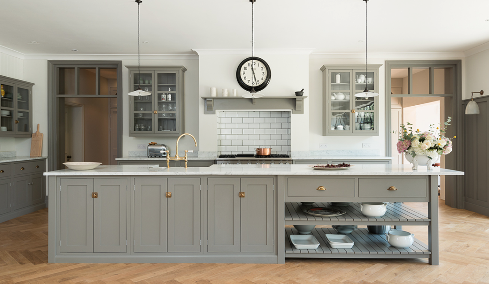 The Polished Pebble The Kitchen Considered The English Scullery Cooks Kitchen