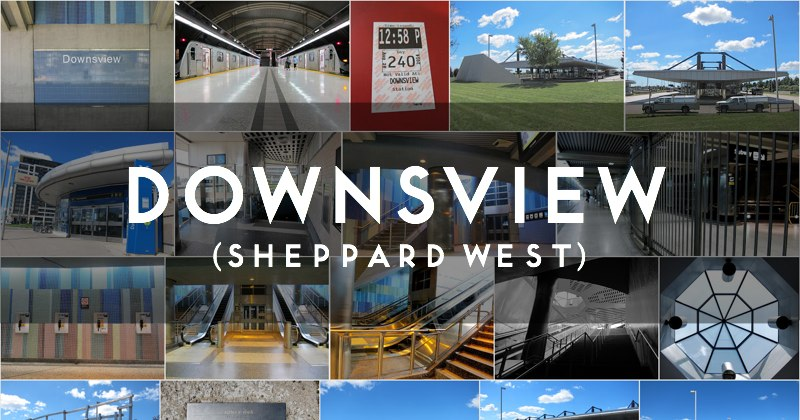 Downsview station photo gallery