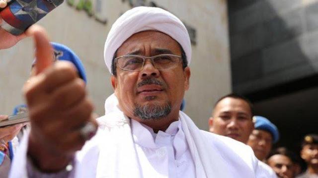 Habib Rizieq: Ketua TPS di Saudi Diimingi Uang agar Surat Suara Tercoblos Jokowi