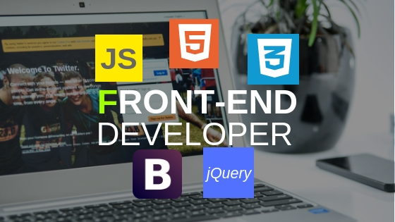 become front-end developer