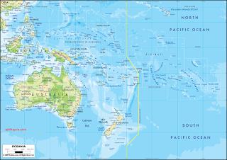 AUSTRALIA DAN OCEANIA