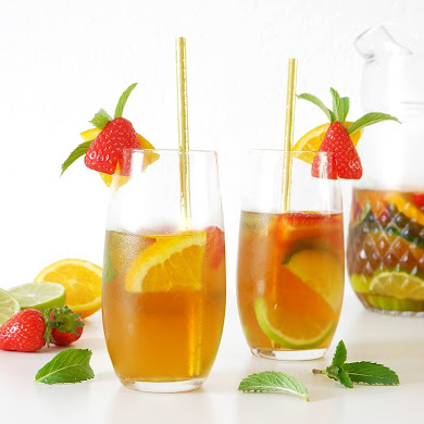 Pimm's No. 1 Cup Cocktail Recipe