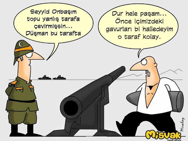 misvak seyit onbaşı karikatürü
