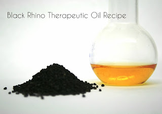 Black Rhino Therapeutic Oil Recipe, many South Africans have faith in the healing powers of the Inyanga or South African herbalists.