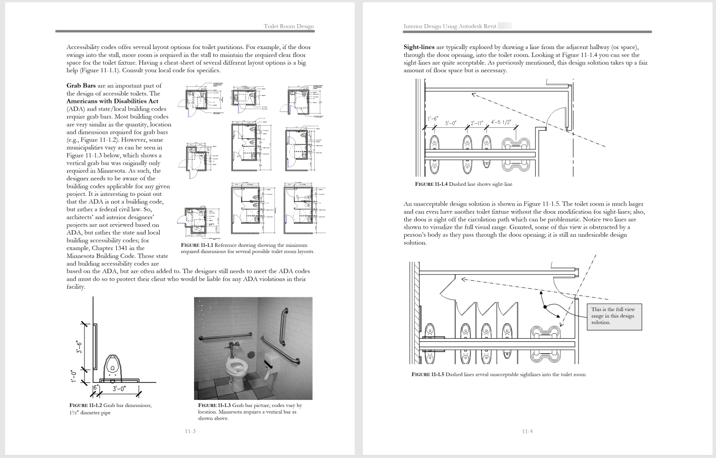 BIM Chapters: Revit Books with Substance (IMHO)