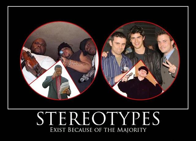 Masyarakat Stereotip
