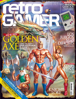 revista retrogamer