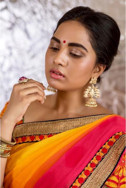 Srushti Dange Beautiful Photo