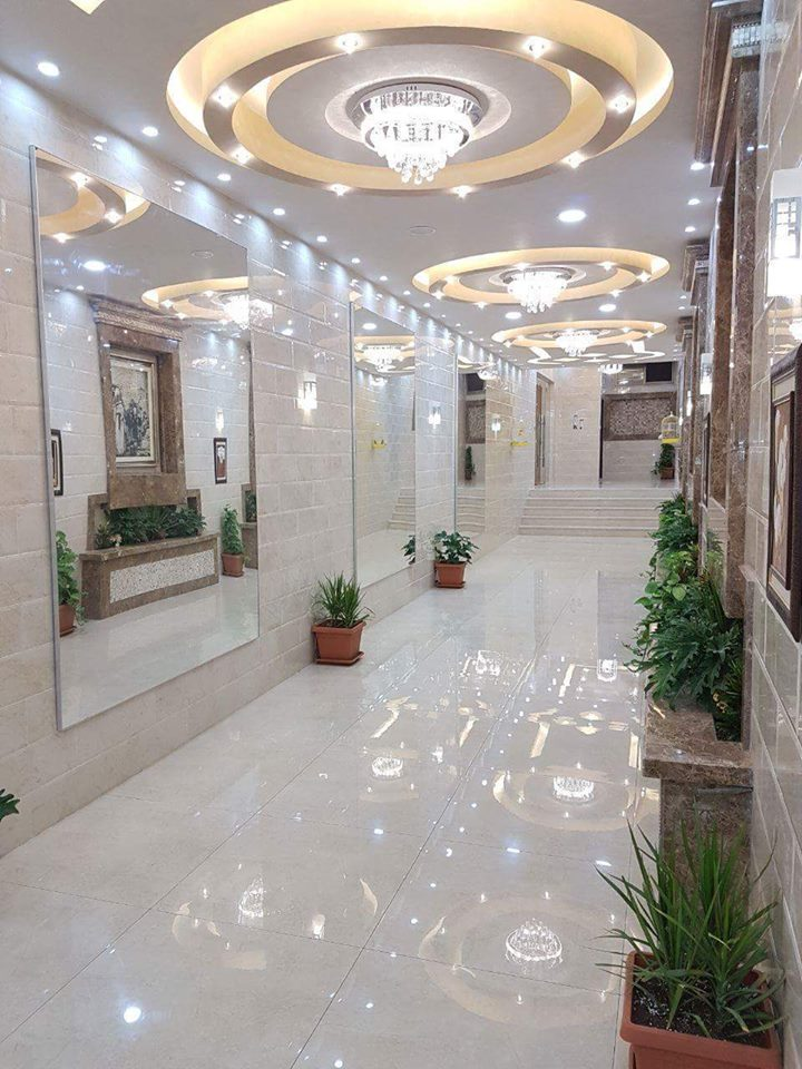 Residential Building Entrance Lobby Design Decor Units