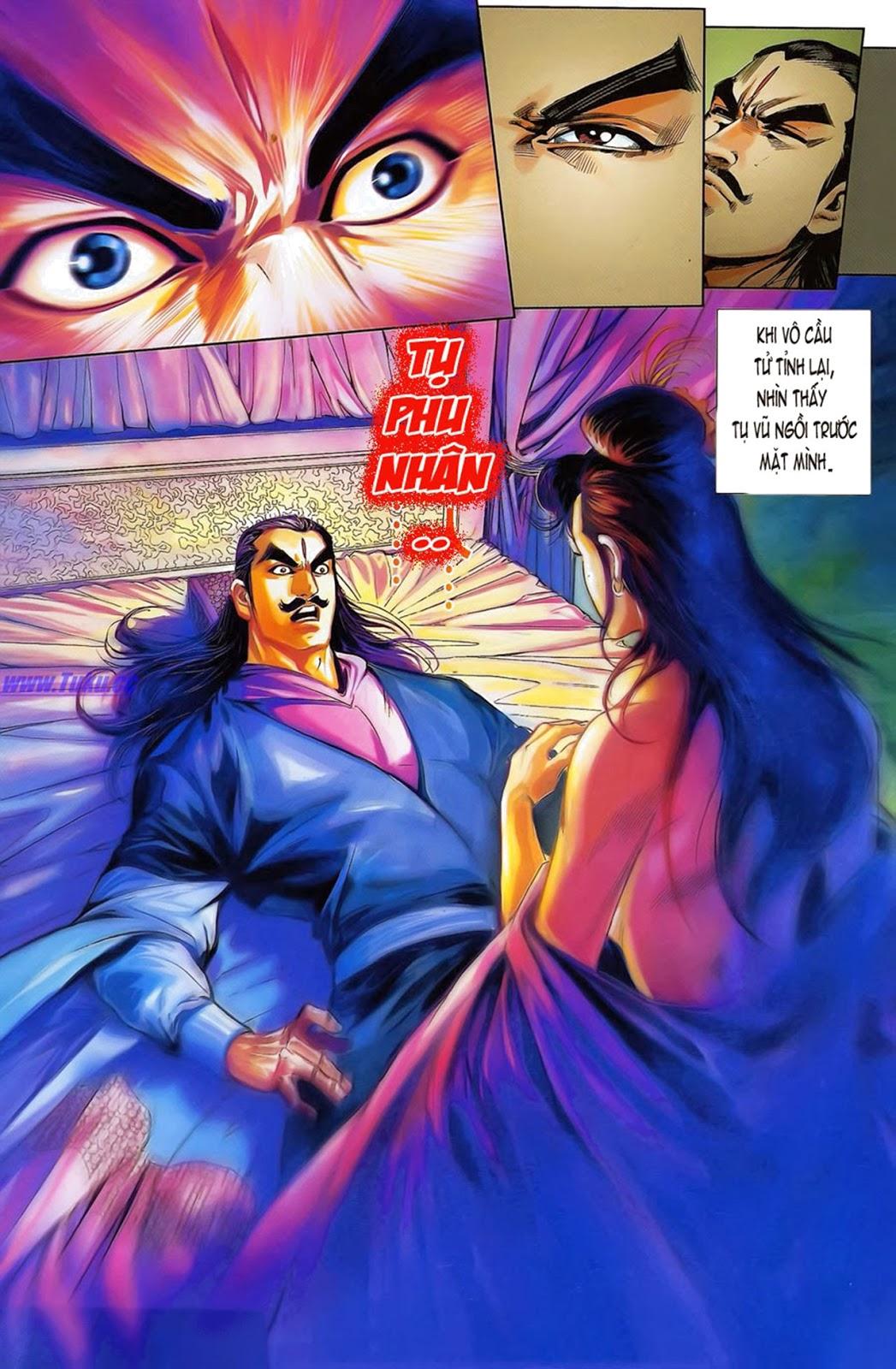 Tần Vương Doanh Chính chapter 15 trang 30