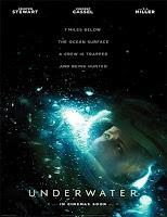 pelicula Underwater (Amenaza en lo profundo)