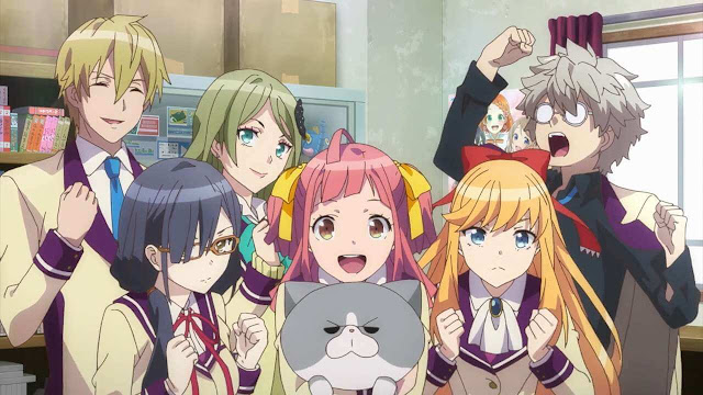 Download OST Opening Ending Anime Animegataris Full Version