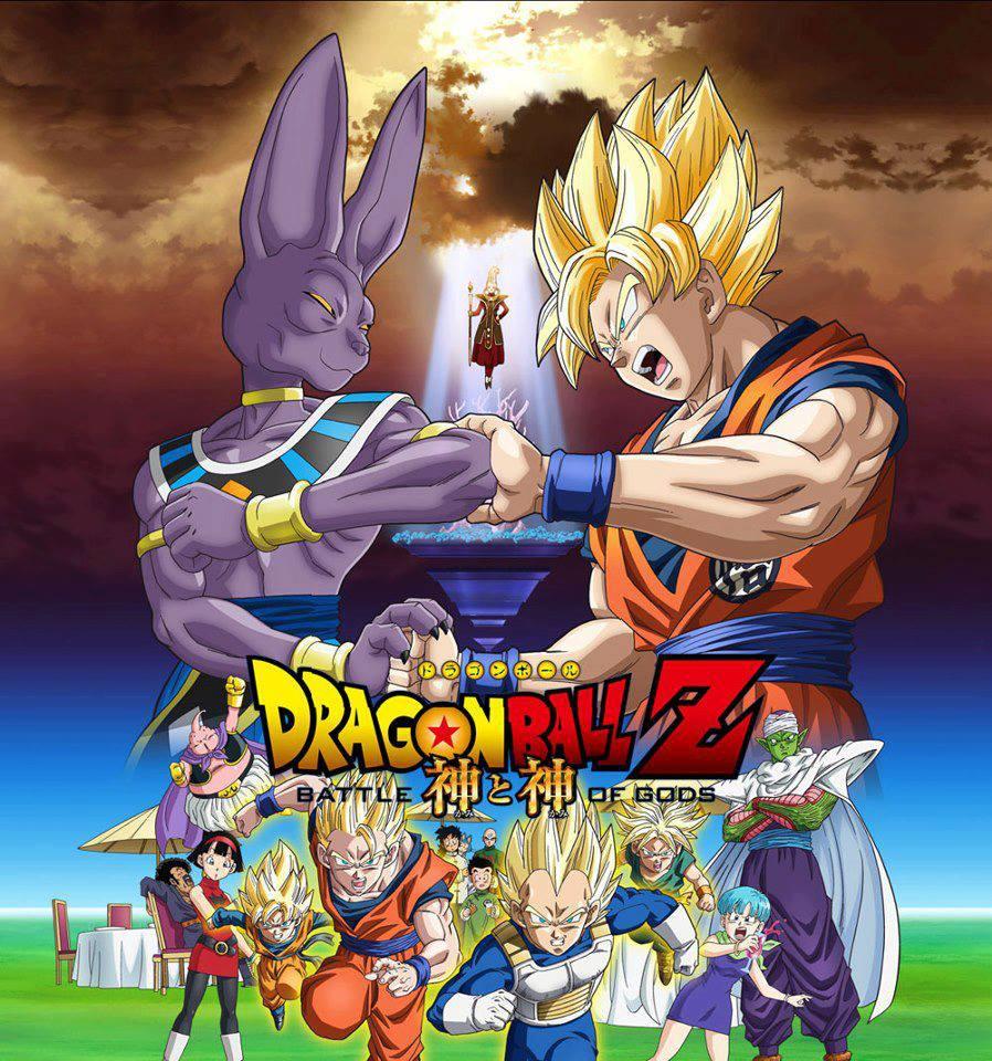 Cuando Se Estrena Dragon Ball Z La Batalla De Los Dioses En Español Mira El Trailer Batibeta