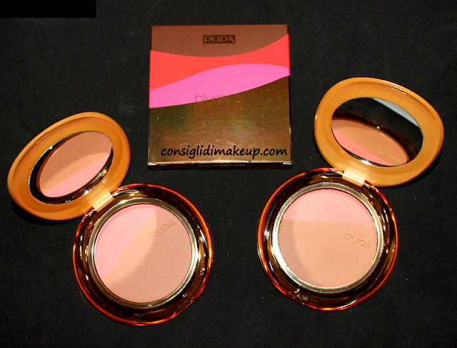 Review: Bronze Fever Blush&Bronze ed Highlighter Bronze - Pupa Milano