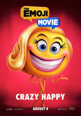 The Emoji Movie 2017 HC HDRip 250MB Full English Movie Download 480p Watch Online Free bolly4u