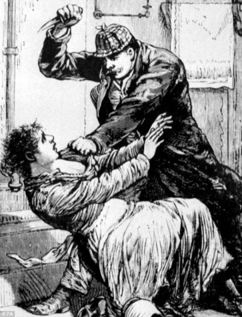 Jack the ripper 610x799 - As 10 coisas mais terríveis e azaradas que aconteceram na sexta-feira 13
