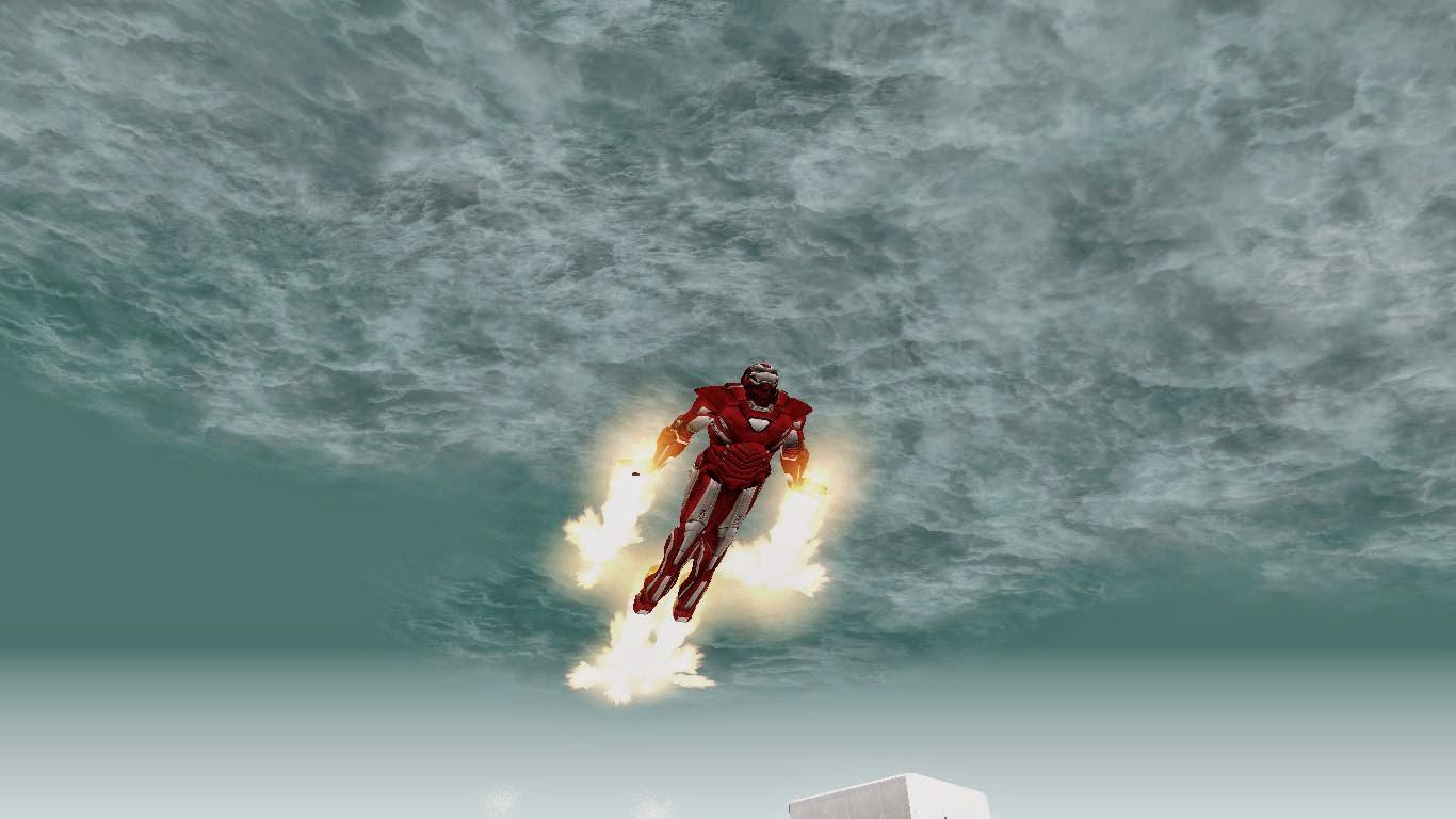 Iron Man Flight Gta San Andreas 2