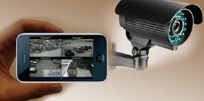 Aplikasi Kamera CCTV Android Terbaru