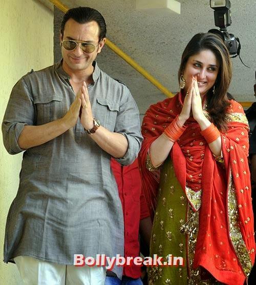 Saif Ali Khan and Kareena Kapoor, Bollywood's secret Marriages