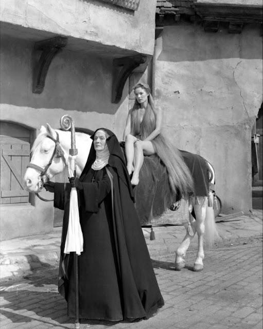 Lady Godiva, la escena de Maureen O'Hara desnuda a caballo