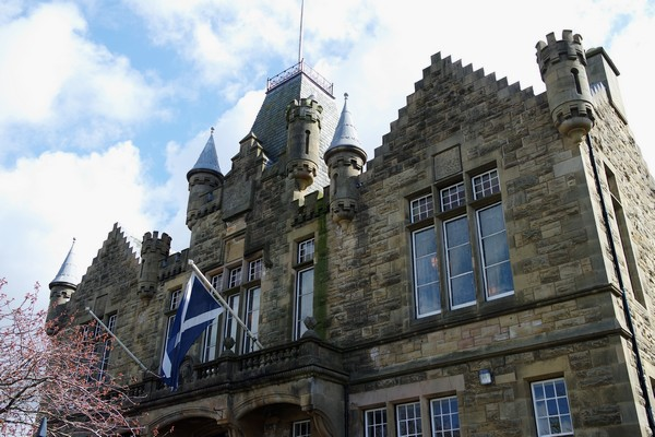 écosse scotland helensburgh victoria hall