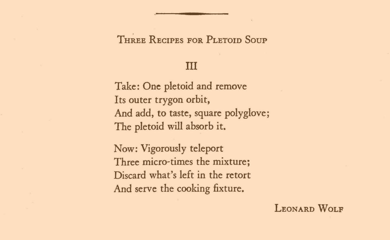 short poems about venus the planet - photo #33
