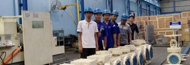 Lowongan Kerja PT. Alfa Valves Indonesia Wanaherang