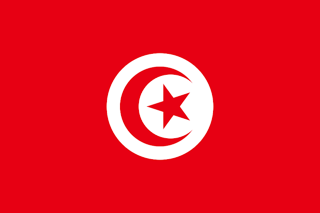 Bandera de Túnez