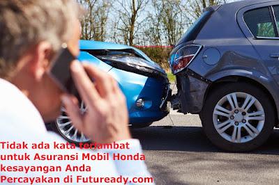 Asuransi Untuk Mobil Honda HRV