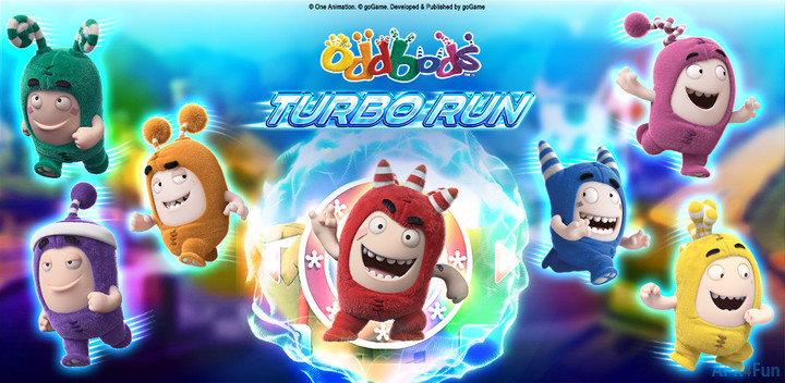 Oddbods Turbo Run v0.6.2 Apk Mod