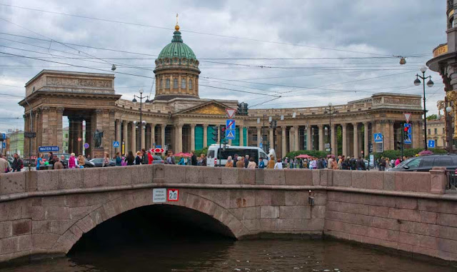 Puentes San Petersburgo