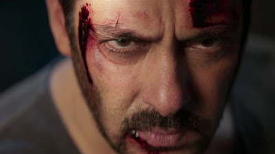 Salman Khan Eye Photo In Tiger Zinda Hai